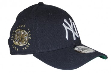 Anuncian colección de gorras por retiro de Jeter