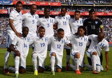 Honduras irá con su equipo de lujo contra México y EEUU
