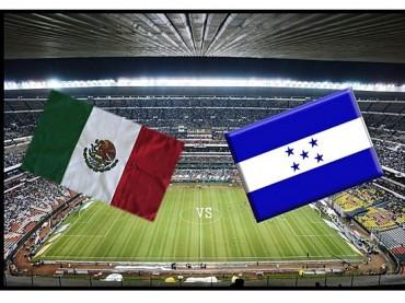 México y Honduras jugaran amistoso el 9 de octubre