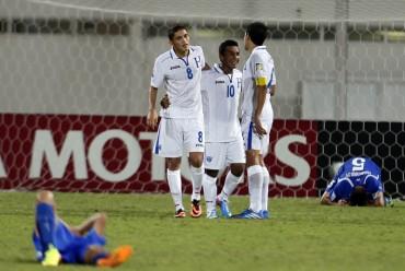 La selección Sub-17 con méritos arrolló a Guatemala