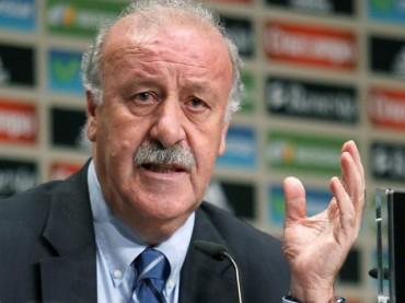 """Del Bosque: """"Alemania ha ganado como un equipo"""""""