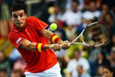 España, a evitar descenso en Copa Davis sin Nadal y Ferrer