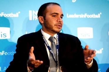 Príncipe de Jordania, inconforme con intenciones de Blatter