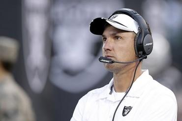Rodó cabeza, Raiders despidieron al coach Dennis Allen