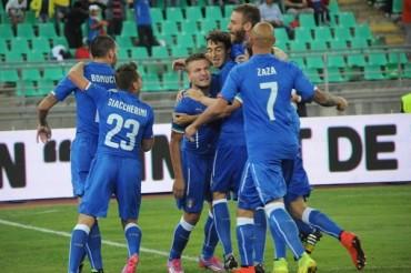 Una 'Azzurra' renovada derrotó a Holanda en amistoso