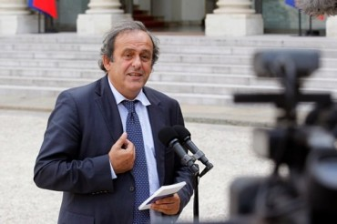 Platini no devolverá el reloj que le regaló la CBF