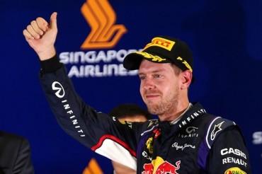Vettel negó cualquier vínculo con Ferrari