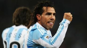 Tevez regresa a la selección Argentina