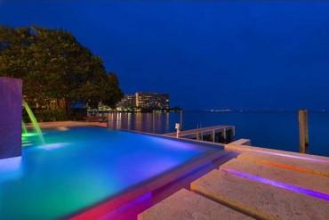 LeBron James pide 17 millones por su lujosa mansión de Miami