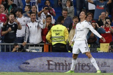 El mejor momento de Cristiano: 14 goles en los últimos 23 días
