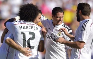 Manita del Real Madrid al Levante (5-0)