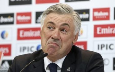 "Ancelotti sobre Blatter: ""Es imposible callarle la boca"""