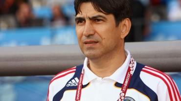 Victor Piturca deja la selección rumana