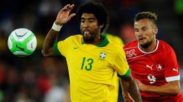 """Dante: """"No cuento con volver a la selección de Brasil"""""""