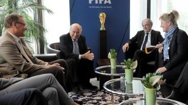 FIFA recibe los documentos para la Copa Mundial Femenina de la FIFA 2019