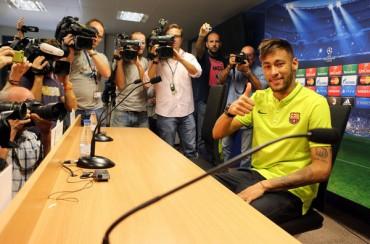 """Neymar: """"Ahora me siento más en casa, más feliz"""""""