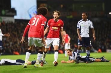 El United de Van Gaal no encuentra el rumbo