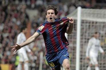 Los 10 años de Messi en el Barça