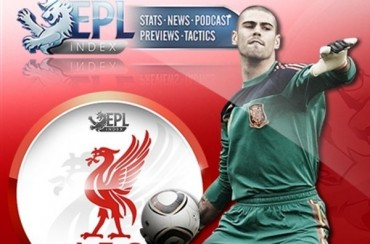 Víctor Valdés rechaza una oferta del Liverpool