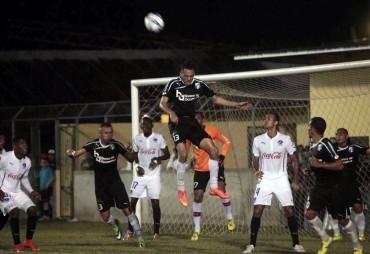 Olimpia sin méritos saca empate ante el Honduras Progreso