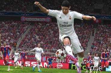 Primeras impresiones de Pro Evolution Soccer 2015