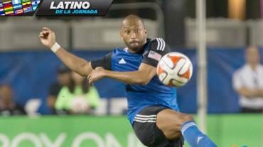 """Muma"" Bernardez gana en el último Latino de la Jornada en la MLS"