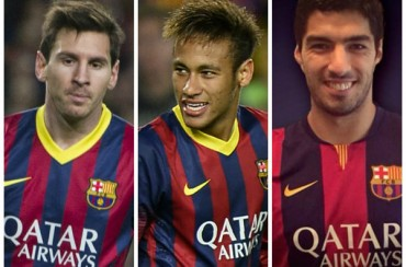 Messi-Neymar-Luis Suárez: El tridente de la ilusión