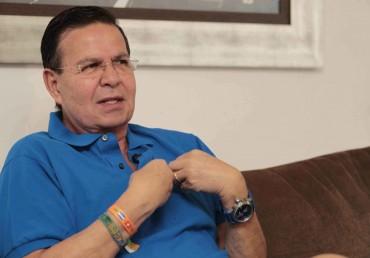 Rafael Callejas mira una mejoría en la selección nacional