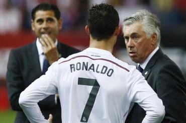 "Ancelotti: ""Cristiano Ronaldo no es egoísta"""