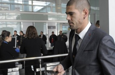 Valdés pasará revisión médica con el Liverpool en 15 días