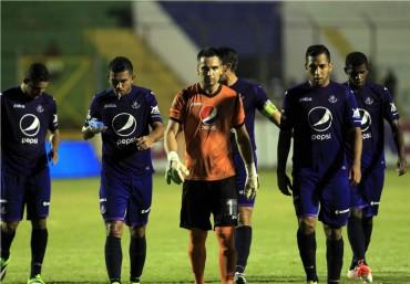 """Las """"Aguilas"""" del Motagua ya están listos para enfrentara al Honduras Progreso"""
