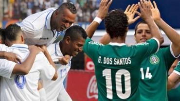 Honduras-México disputaran cuarto partido en categoría de amistoso