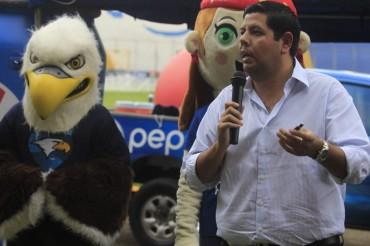 """Julio Gutiérrez: """"Este es el nivel que queremos en Motagua"""""""