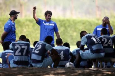 """Diego Vázquez: """"No voy a opinar sobre los gritos de los aficionados"""""""