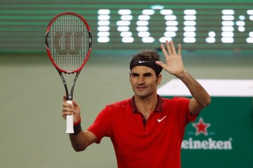 Federer enfrentará a Djokovic en Semis de Shanghai