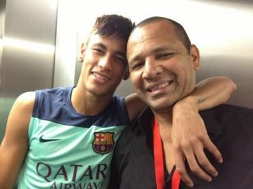 Reveló padre de Neymar oferta del Real Madrid