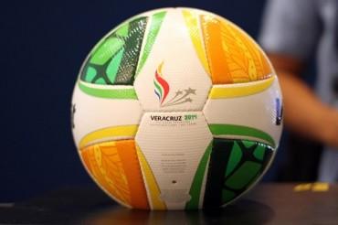 Presentaron balón para Juegos Centroamericanos
