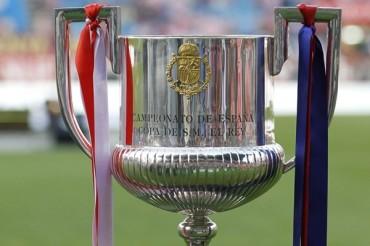 Quedaron definidos 16avos de Copa del Rey