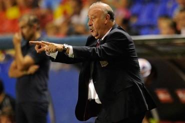 Del Bosque dejaría a 'La Roja' después de la Euro