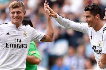 Toni Kroos, feliz por decidirse con el Real Madrid