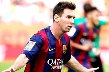 LFP, dispuesta a homenajear a Lionel Messi