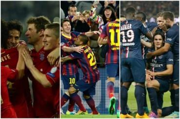 Barcelona a sellar su clasificación para los octavos en la Champions