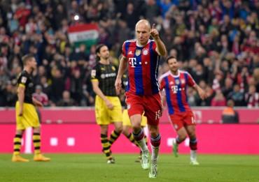 El Bayern remonta y el Dortmund sigue en descenso