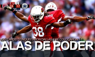 Cardinals 28, Cowboys 17; Dallas extrañó a Romo