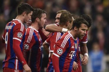 El Bayern se impone en casa y será primero de grupo