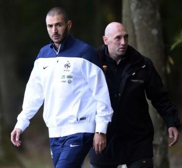 Benzema, Varane, Griezmann y Trémoulinas, en la lista de Francia