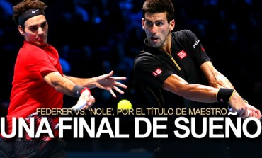 Federer vs. Djokovic, Final de Maestros en Londres