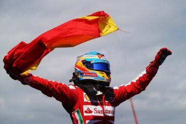 Alonso,11 victorias de rojo, tres subcampeonatos, un sueño roto