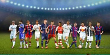 Los 40 nominados para el Once Ideal de la UEFA 2014