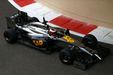 El McLaren-Honda que pilotará Alonso